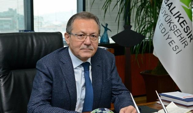 İstifası beklenen Balıkesir belediye başkanından son tweet!