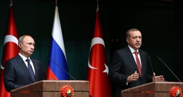 Erdoğan ve Putin, Suriye ve bölgesel konuları görüşecek