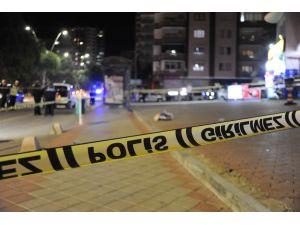 Adana'da silahlı saldırı: 1 ölü, 1 yaralı