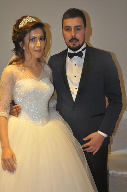 Fatma İle Mehmet mutluluga evet dediler