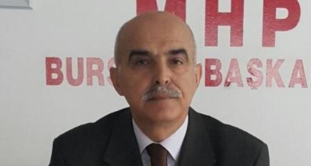 MHP'den düşük memur maaşına tepki