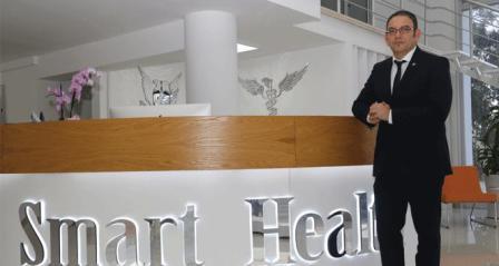 """GAÜ'nün tüm sağlık yatırımlarının odak noktası: """"Smart Health"""""""