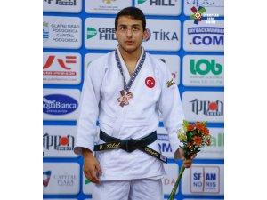 Bilal Çiloğlu bronz madalya kazandı