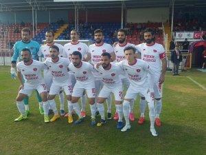 Akşehirspor'da kötü gidiş sürüyor