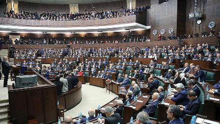 AK Parti 'de grup başkanvekilliği seçimi yapıldı