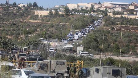 Dünya Siyonist Örgütü Filistinlilere ait araziyi Yahudi yerleşimcilere verdi