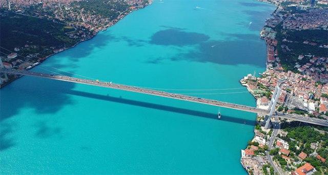 İstanbul dünyanın en popüler 15'inci şehri oldu