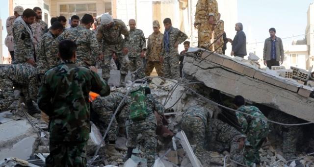 İran-Irak sınırındaki depremde ölü sayısı 530'a yükseldi