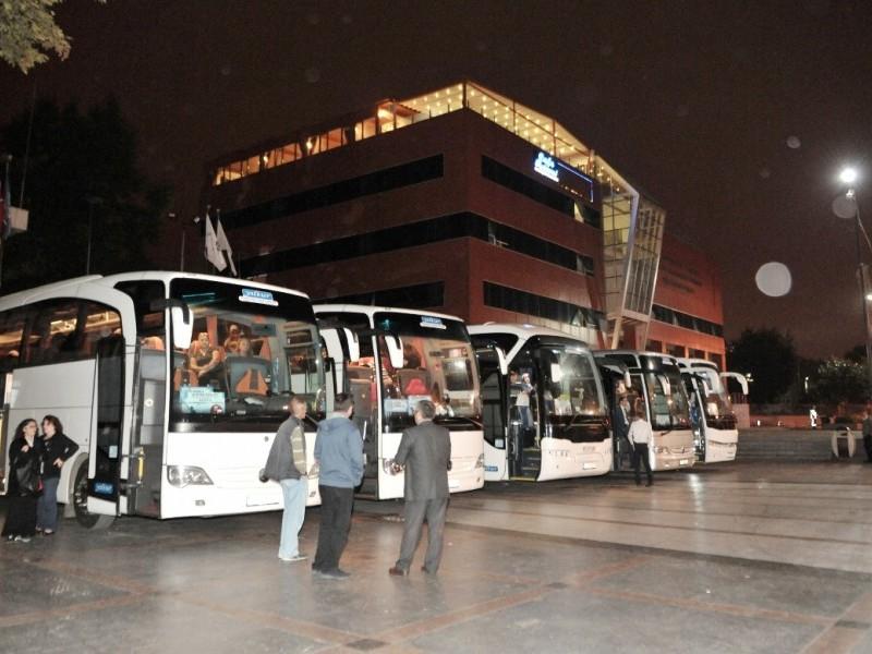 Beykozlu 4 bin 500 kişi Konya'ya geliyor