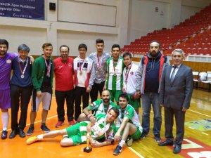 Mevlana Görme Engelliler Kulübü Süper Lig'de