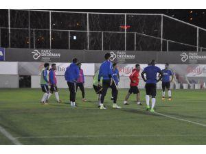 Trabzonspor'da, Osmanlıspor maçı hazırlıkları
