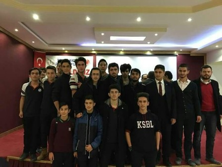 Konya İl Öğrenci Meclis Başkanı, Tahsin Başarı oldu