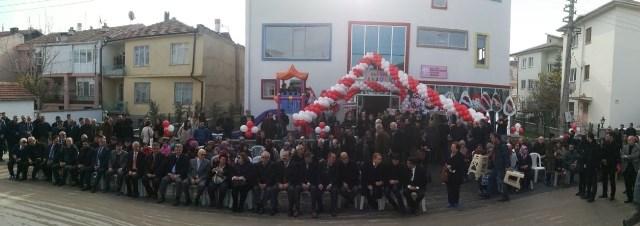 Ereğli Belediyesi Ali Bülbül Anaokulu Açıldı