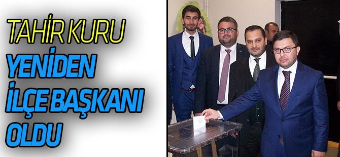 AK Parti Yunak İlçe Başkanlığı 6. Olağan Kongresi yapıldı.