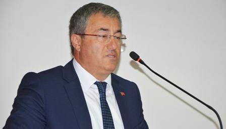 MHP Fatsa İlçe Başkanı Mutlu istifa etti