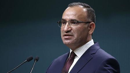 Başbakan Yardımcısı Bozdağ: Hukuki dayanaktan yoksun davanın düşürülmesi gerekir