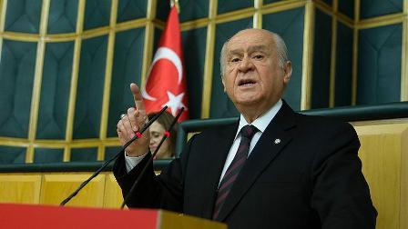 MHP Genel Başkanı Bahçeli: Bize düşen bunların foyasını meydana çıkarmak