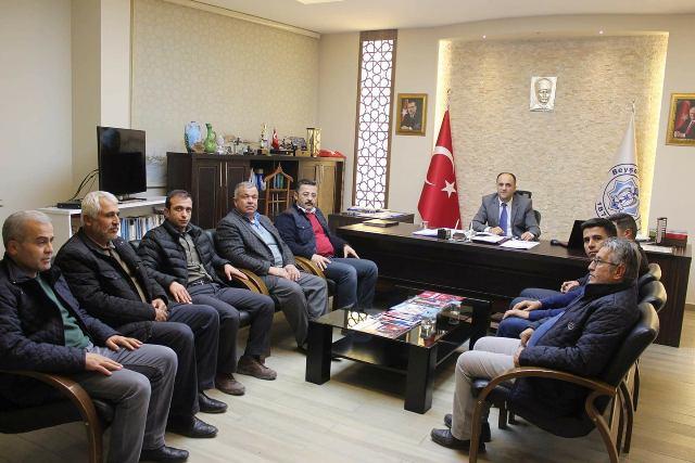 Beyşehir'de mahallelerin sorunları muhtar toplantılarıyla çözüme kavuşacak