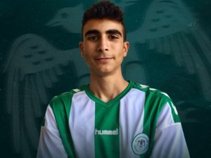 Konyasporlu Abdulsamed Kaya Milli Takıma çağrıldı