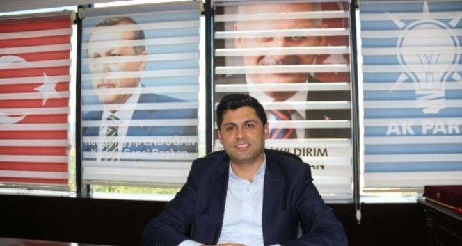 AK Parti Bingöl İl Başkanı istifa etti