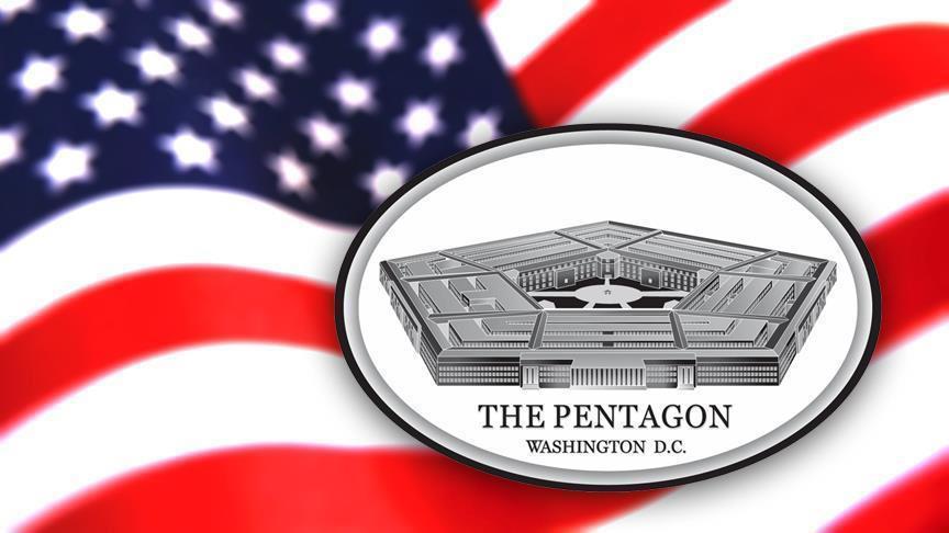 """Pentagon'dan """"PKK/PYD'ye silah desteği"""" açıklaması"""