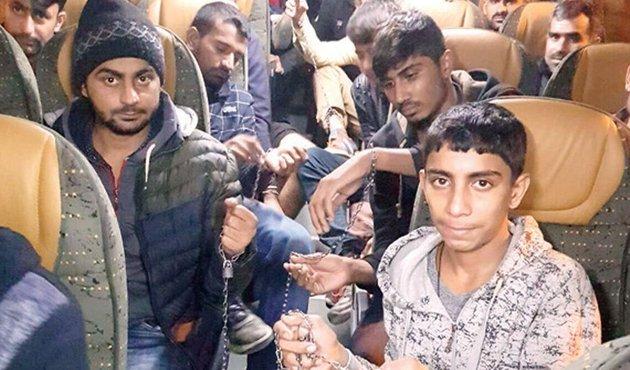1 ay boyunca işkence yapmışlar! 96 göçmen dehşet anlarını anlattı
