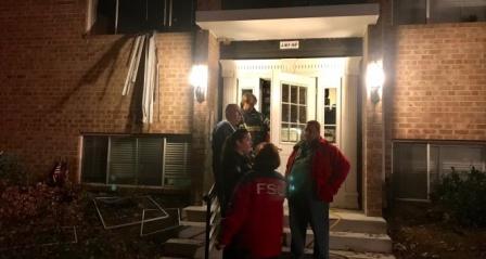 ABD'de Türk ailenin yaşadığı apartmanda yangın çıktı