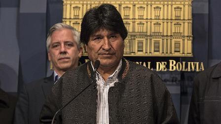 Bolivya'da Morales tekrar aday olabilecek