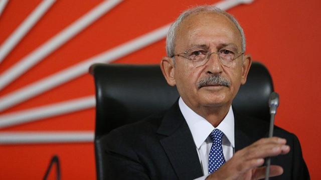 CHP PM Kılıçdaroğlu başkanlığında toplandı
