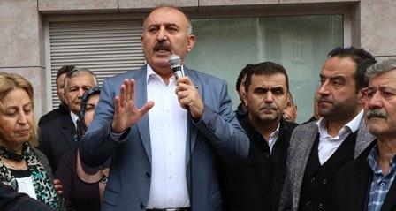 Gökçebey Belediye Başkanı görevinden ve AK Parti'den istifa etti