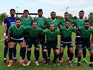 Sarayönü Belediyespor için  için tutunma maçı