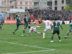 Atiker Konyaspor-Batman Petrolspor maçı 14 Aralık'ta