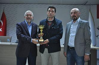 KONTİMDER'de ödüller verildi