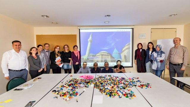 """Erasmus+ """"TOURBAN"""" Proje Toplantısı Düzenlendi"""