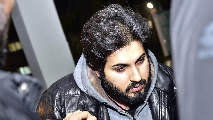 """Rıza Sarraf'a hücre arkadaşından """"tecavüz"""" davası"""