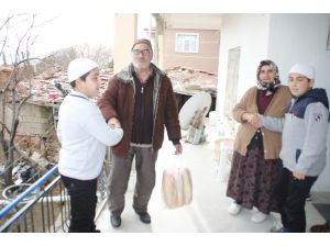 """Yunak'ta """"Manevi Torun"""" projesi"""