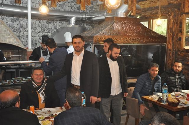Duha  Restaurant açıldı