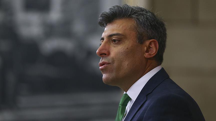 Öztürk Yılmaz nam-ı diğer Muhasebeci Kenan: Kılıçdaroğlu olmaması halinde Cumhurbaşkanlığına adayım