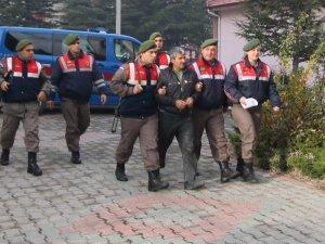 Cezaevi firarisi Beyşehir'de yakalandı
