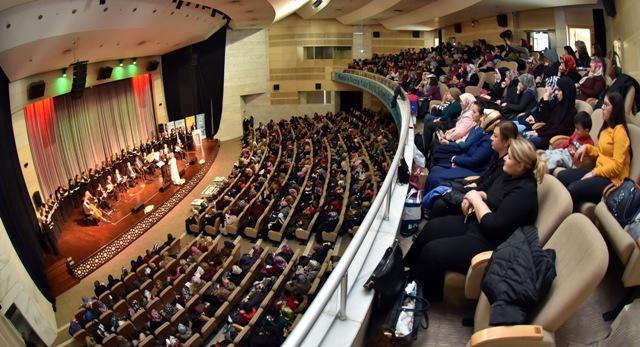 Klasik Türk Müziği Korosu Kadınlar Topluluğu'ndan Anlamlı Konser