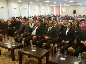 """Beyşehir'de """"Afet Bilinci ve KBRN Farkındalığı"""" semineri"""