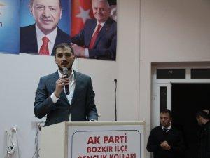 AK Parti Çumra Gençlik Kolları 5. Olağan Kongresi