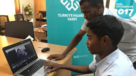 TMV öğrencileri 'Yılın Fotoğrafları' oylamasına katıldı