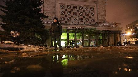 """Putin, St. Petersburg patlamasını """"terör saldırısı"""" olarak nitelendirdi"""