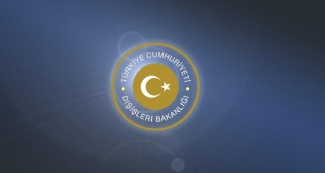 Dışişleri Bakanlığı, Kabil'deki terör saldırısını kınadı...