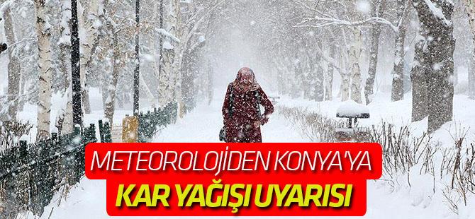 Meteorolojiden Kar Yau011fu0131u015fu0131 Uyaru0131su0131.