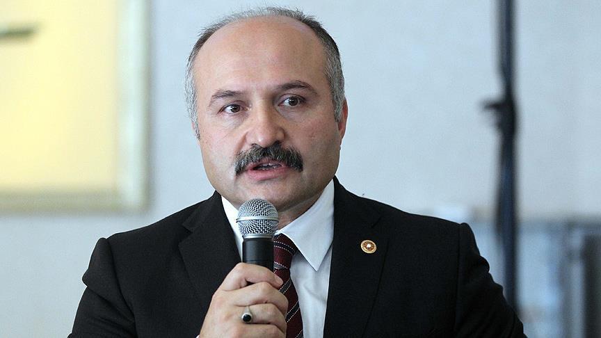 MHP Grup Başkanvekili Usta: 2018 yılında da MHP elini taşın altına koymaktan çekinmeyecektir