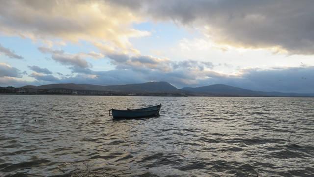 Yağışlar Beyşehir Gölü için umut oldu