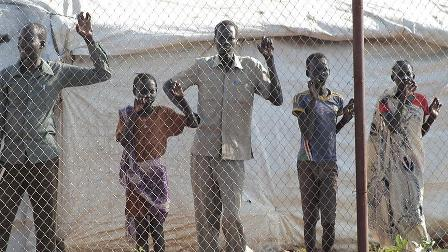 Sudanlı mülteciler ülkelerine dönüyor