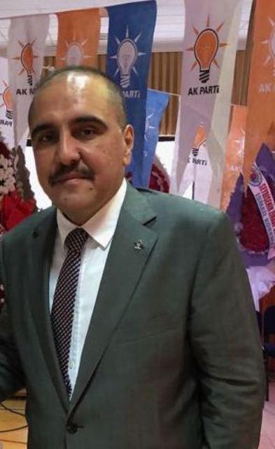 AK Parti İlçe Başkanı Mustafa Konurer'den Teşekkür